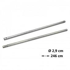 AGA náhradná tyč na trampolínu Ø 2,9 cm - dĺžka 246 cm Preview