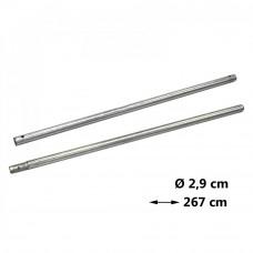 AGA náhradná tyč na trampolínu Ø 2,9 cm - dĺžka 267 cm Preview