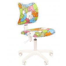 Chairman detská otočná stolička W3-KIDS Cats Preview