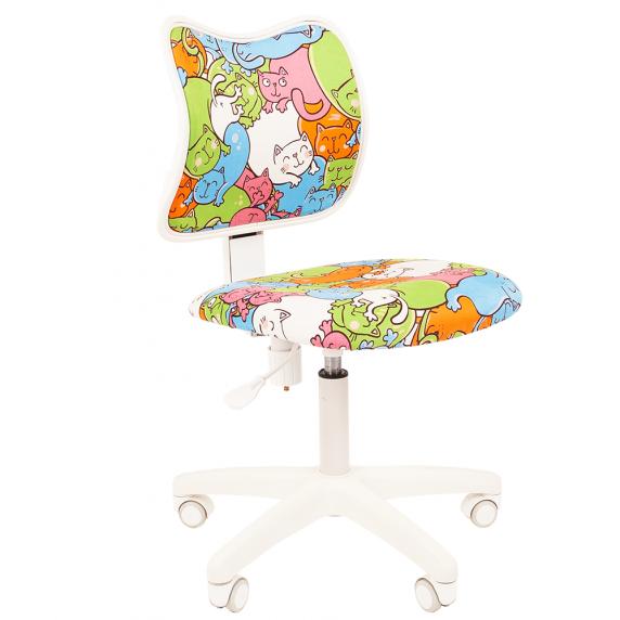 Chairman detská otočná stolička W3-KIDS Cats