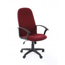 Chairman 289 NEW  kancelárska stolička s operadlom  - Tmavo červená Preview