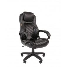 Chairman  kancelárska stolička s operadlom 432 - Čierna Preview
