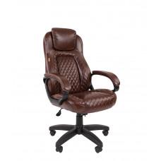 Chairman  kancelárska stolička s operadlom 432 - Hnedá Preview
