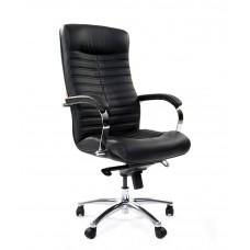Chairman  kancelárska stolička s operadlom 480EKO - Čierna Preview
