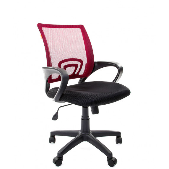 Chairman 696-B kancelárske kreslo - tmavo červené