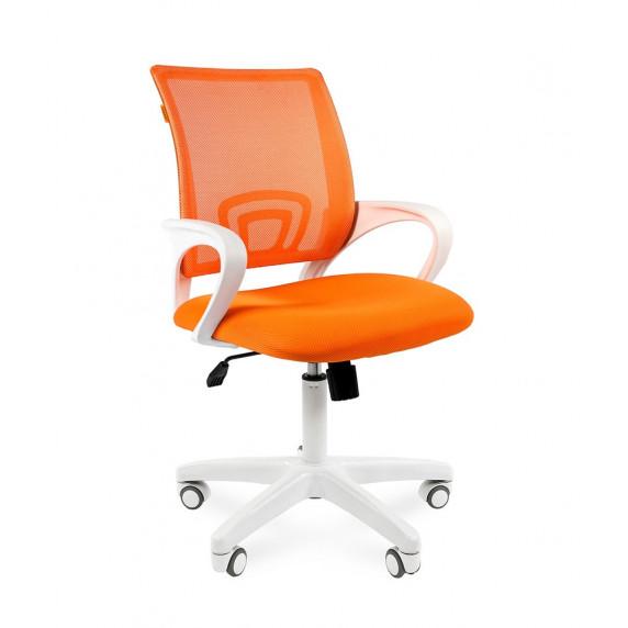 Kancelárske kreslo Chairman 696 - oranžové