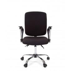 Chairman 9801 chrome kancelárske kreslo -čierne Preview