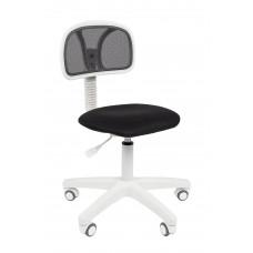 Chairman detská otočná stolička 250 - Bielo/čierne Preview