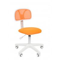 Chairman detská otočná stolička 250 - Bielo/oranžové