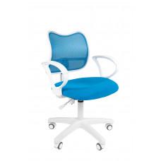 Chairman kancelárska stolička 450 LT - Bielo/svetlomodrá Preview