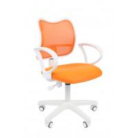 Chairman kancelárska stolička 450 LT - Bielo/oranžová