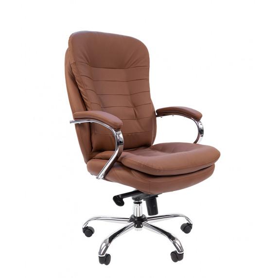 Chairman  kancelárska stolička s operadlom 795 - Hnedá