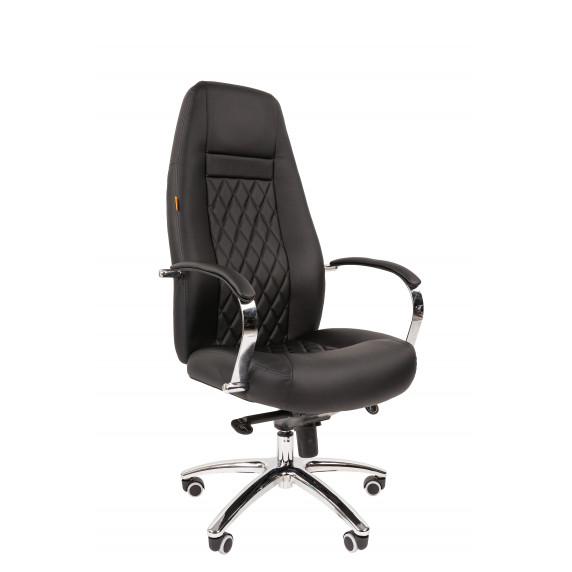 Kancelárska stolička s operadlom Chairman 950 - čierna
