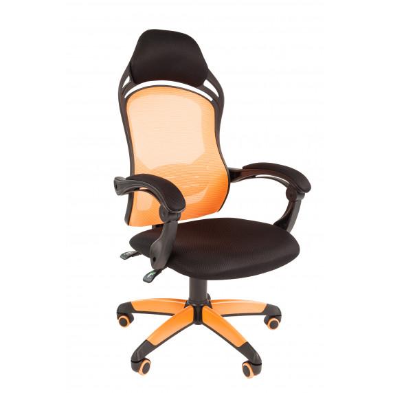 Chairman kancelárske kreslo 7016631 - Oranžové
