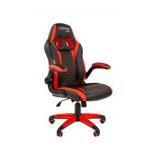 Chairman gamer kreslo 7022777 - Čierno/červené Preview