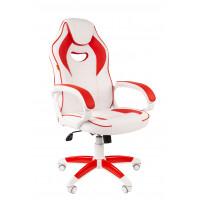 Chairman gamer kreslo 7030050 - Bielo/červené