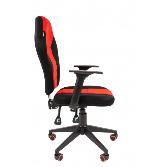 Chairman gamer kreslo 7027140 - Čierno/červené