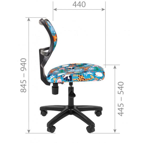 Chairman detská otočná stolička B3-KIDS ZOO