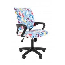 Chairman detská otočná stolička 7037241 - Unicorn Preview