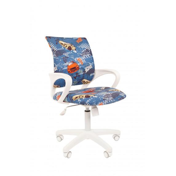 Chairman detská otočná stolička W-KIDS Speed Racer
