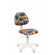 Chairman detská otočná stolička W2-KIDS Cartoon Preview
