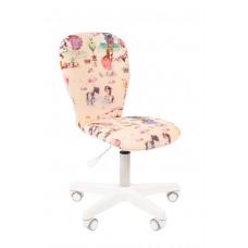 Chairman detská otočná stolička W105-KIDS Princess Preview