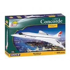 COBI 1917 HISTORY Concorde z Brooklands Museum 455 ks Preview