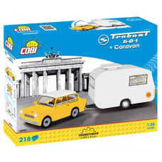 COBI 24590 YOUNGTIMER Trabant 601 s karavanom 218 ks Preview