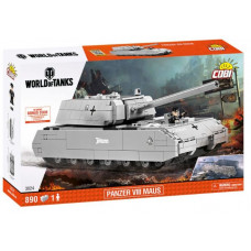 COBI 3024 WORLD OF TANKS Sd.Kfz 205 Tank VIII Myš Preview