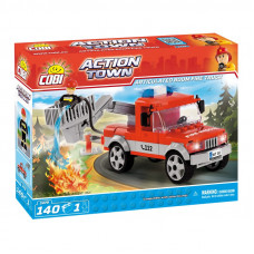 COBI 1479 ACTION TOWN Hasičské auto 140 ks Preview