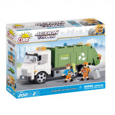 COBI 1780 ACTION TOWN Smetiarske auto Preview