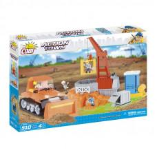 COBI 1674 ACTION TOWN Stavebné stroje Preview