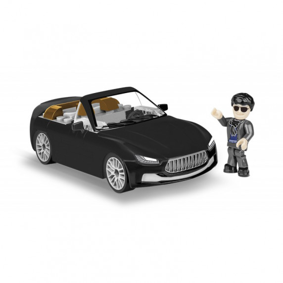COBI 1803 ACTION TOWN Pretekárske auto