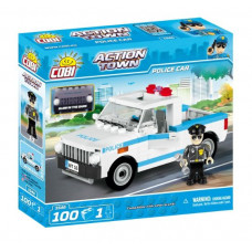 COBI 1546 ACTION TOWN Policajné auto 100 ks Preview