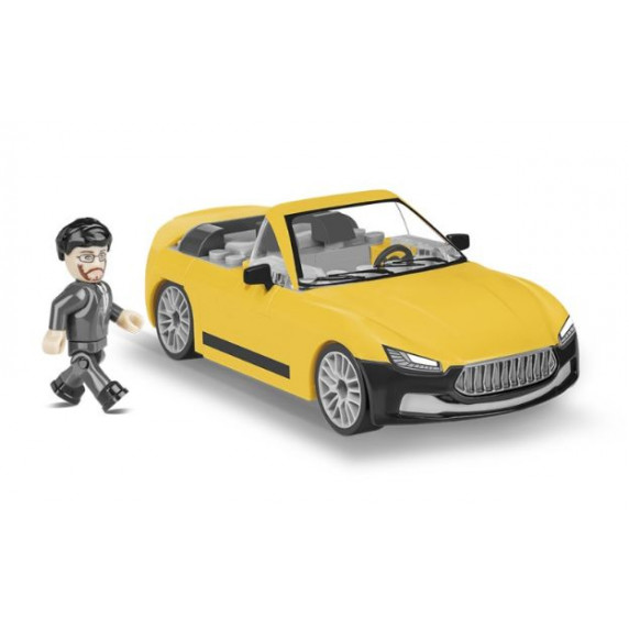 COBI 1804 ACTION TOWN Pretekárske auto GTS
