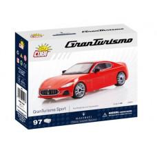 COBI 24561 Maserati Gran Turismo 1:35 97 ks Preview