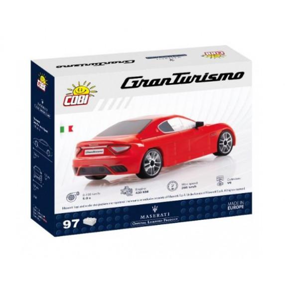 COBI 24561 Maserati Gran Turismo 1:35 97 ks