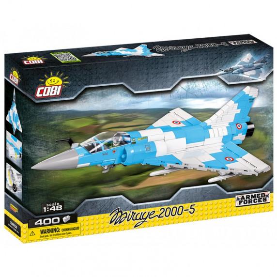 COBI 5801 Stíhacie lietadlo Armed Forces Mirage 2000, 400 ks