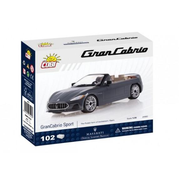 COBI 24562 Maserati Gran Cabrio 1:35 102 ks
