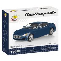 COBI 24563 Maserati Quattroporte 1:35 109 ks