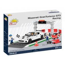 COBI 24567 Maserati Gran Turismo GT3 Racing set 1:35 300 ks Preview