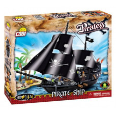 COBI 6016 PIRATES Pirátska loď 400 ks Preview