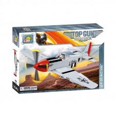 COBI 5806 Stíhacie lietadlo TOP GUN P-51 Mustang, 1:35, 265 ks Preview