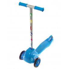 Detská trojkolesová kolobežka Inlea4Fun - modrá Preview