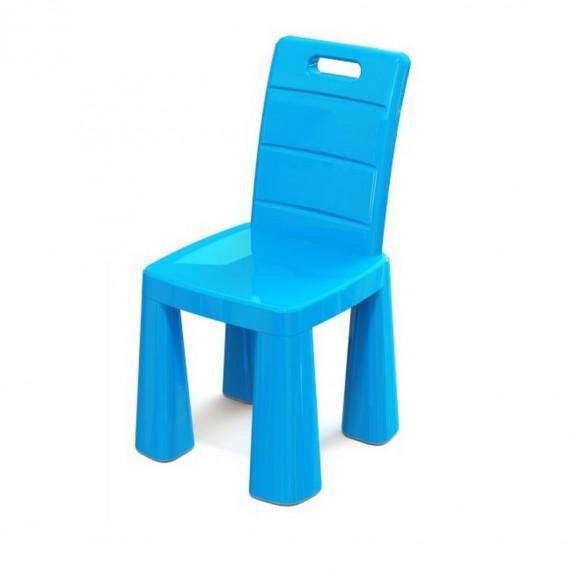 Umelohmotná stolička Inlea4Fun EMMA - modrá