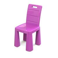 Umelohmotná stolička Inlea4Fun EMMA - ružová