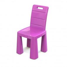 Umelohmotná stolička Inlea4Fun EMMA - ružová Preview