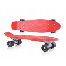 Skateboard Inlea4Fun - červený Preview