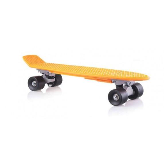 Skateboard Inlea4Fun - oranžový