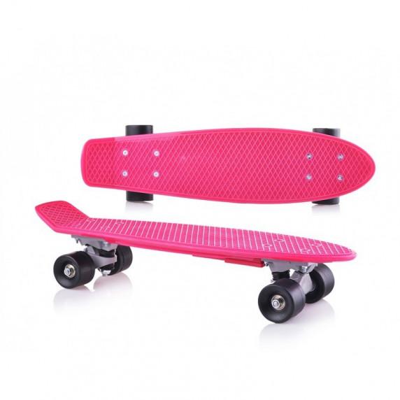 Skateboard Inlea4Fun - ružový